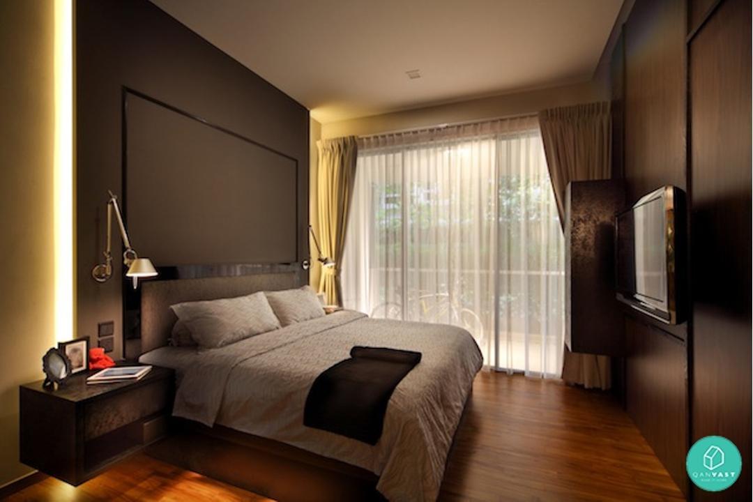 black-and-white-east-coast-road-bedroom