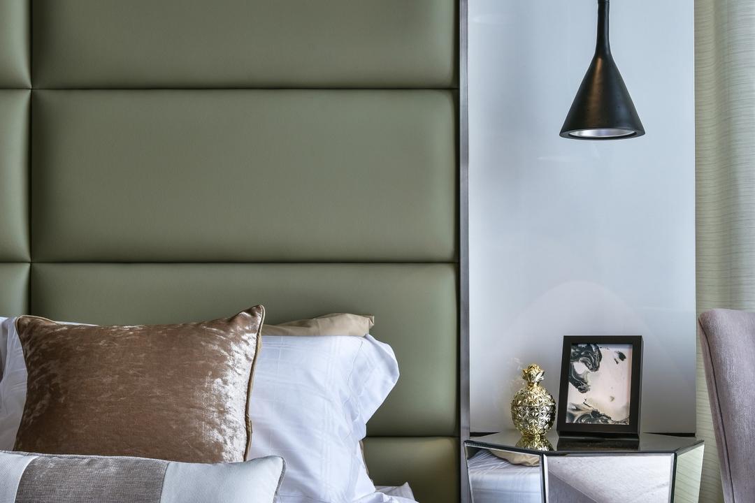 Kajang, SQFT Space Design Management, Modern, Bedroom, Landed, Cushion, Home Decor, Pillow, Cutlery, Spoon