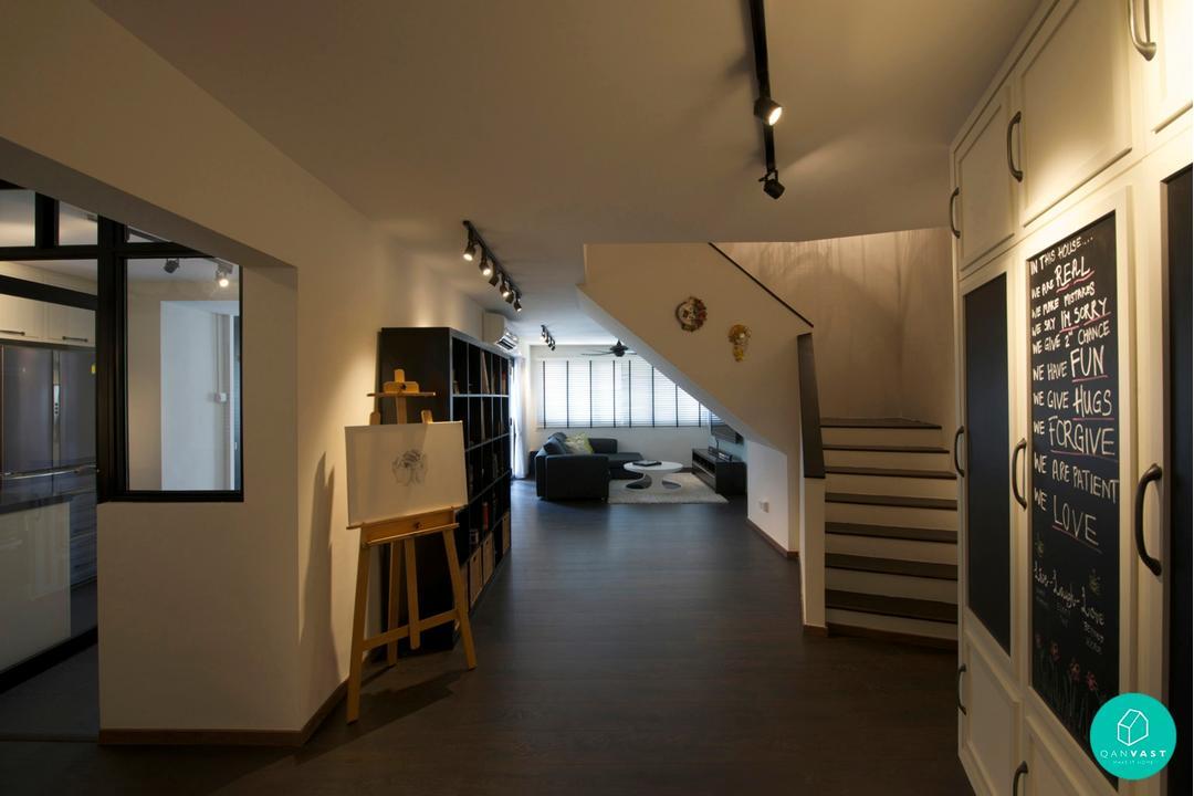dyel-design-jurong-west-hallway
