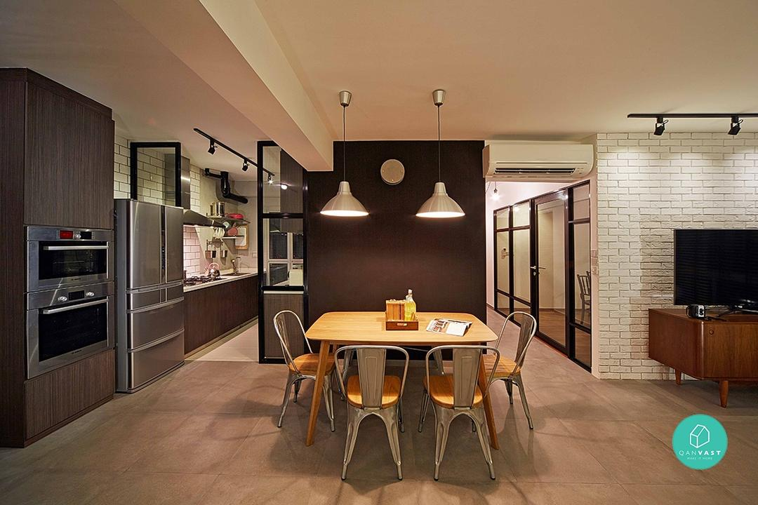 7 Spaces That Prove The Outdated Is In Again!