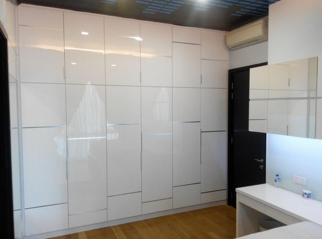 Vintage, Condo, Bedroom, Mont Kiara 11, Interior Designer, Klaasmen Sdn. Bhd., Sink