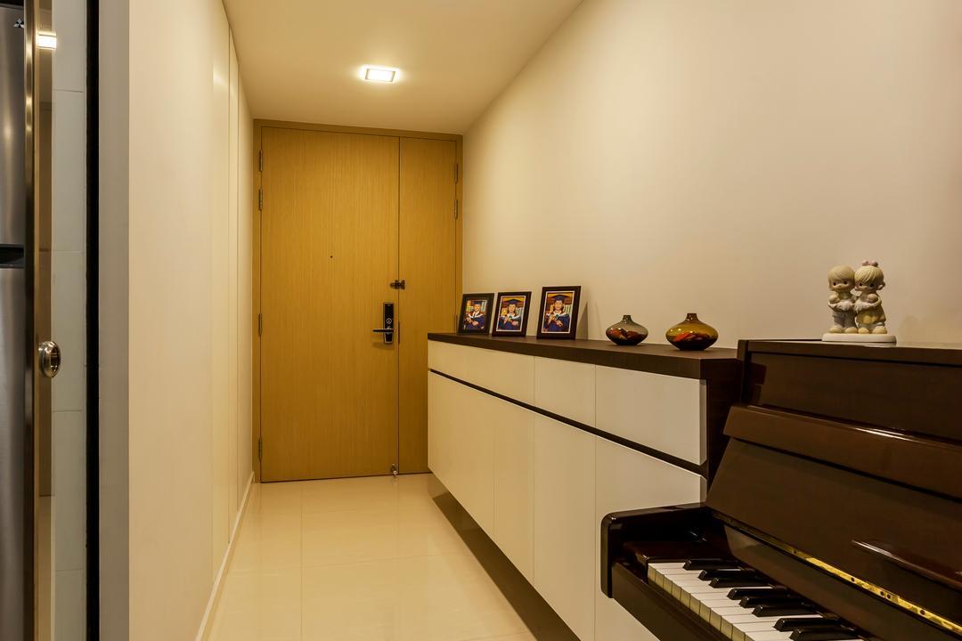 White Marble Floor Interior Design Singapore Interior Design Ideas