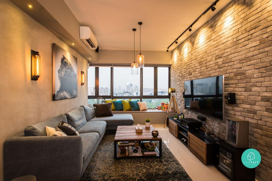 make living room spacious using simple and smart tricks best interior design services 12 Small Apartments And Their Cleverly Organised Interiors