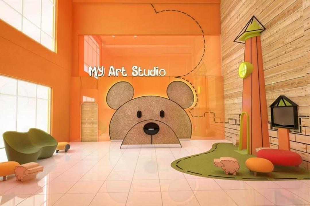 Art Studio Klang, A Moxie Associates Sdn Bhd, Contemporary, Commercial, Art, Modern Art