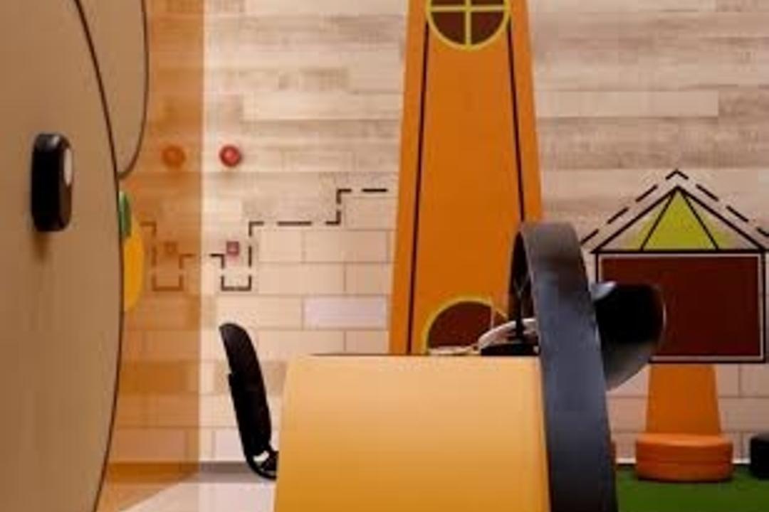 Art Studio Klang, A Moxie Associates Sdn Bhd, Contemporary, Commercial, Light, Traffic Light, Bowl, Conference Room, Indoors, Meeting Room, Room