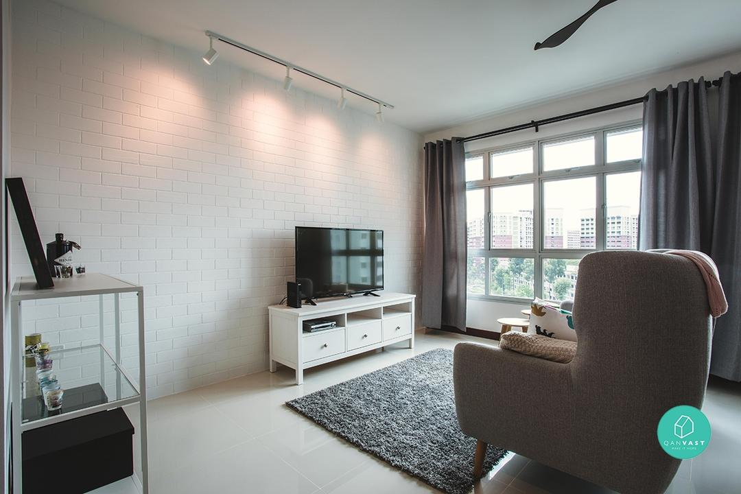12 Must See Ideas For Your 4 Room 5 Room Hdb Renovation Qanvast