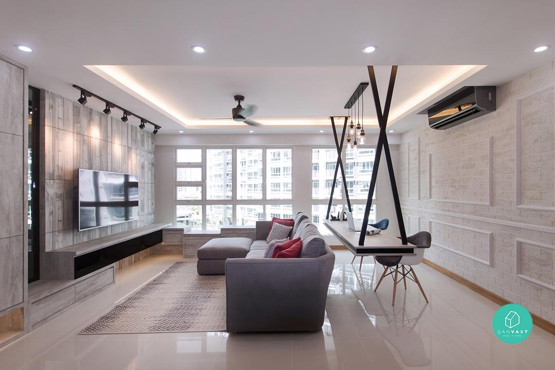 12 Must-See Ideas For Your 4-Room / 5-Room HDB Renovation 37