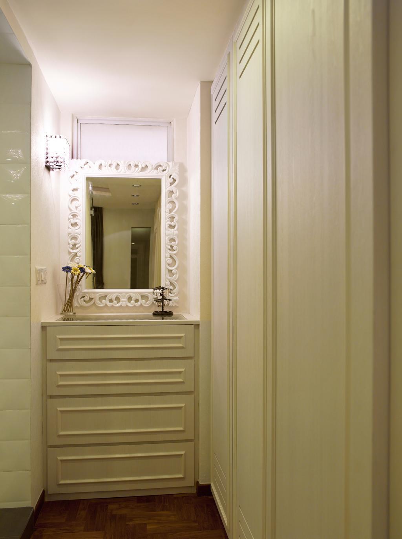 Contemporary, Condo, Bathroom, Sunrise Garden, Interior Designer, Rhiss Interior, White Wardrobe, Vanity Corner, White Drawers, Indoors, Interior Design