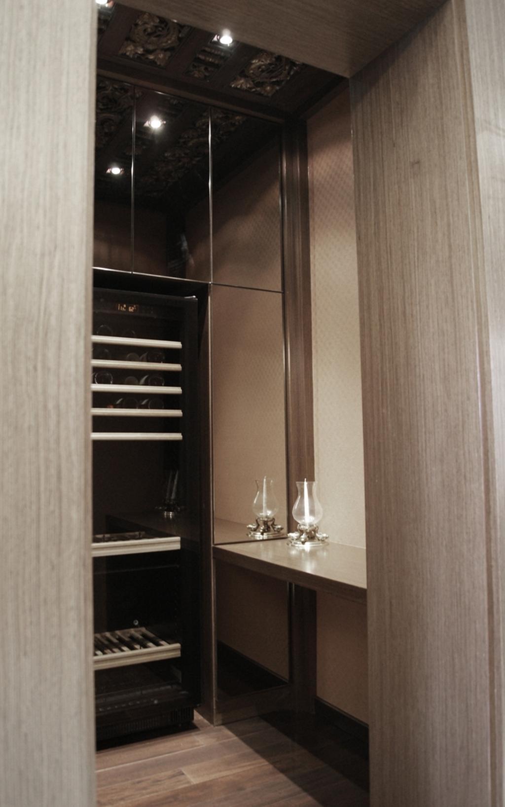 Transitional, Condo, Kitchen, The Levelz, Interior Designer, Metamorph Design, Wood Laminate, Laminate, Appliance, Electrical Device, Oven