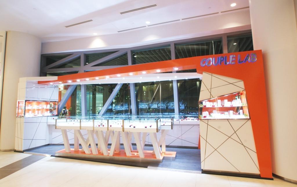 Couple Lab (JCube), Commercial, Interior Designer, Metamorph Design, Contemporary