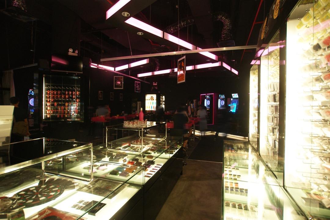 DARTSsoul, Metamorph Design, Modern, Commercial, Buffet, Cafeteria, Food, Meal, Restaurant