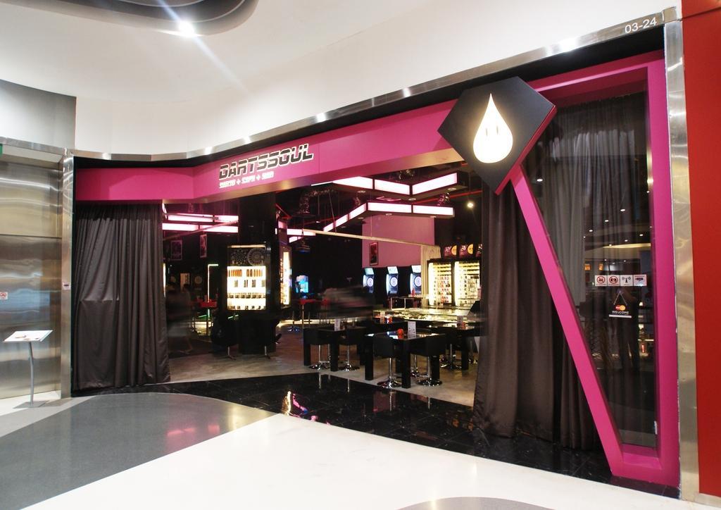 DARTSsoul, Commercial, Interior Designer, Metamorph Design, Modern