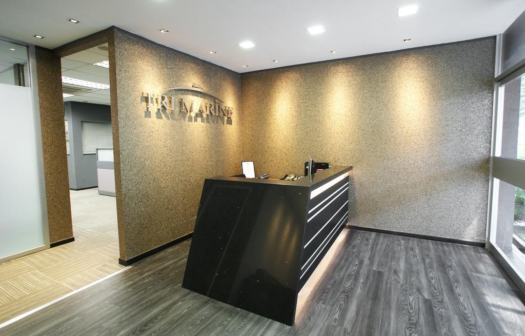 Tri Marine, Commercial, Interior Designer, Metamorph Design, Modern, Parquet, Wooden Flooring