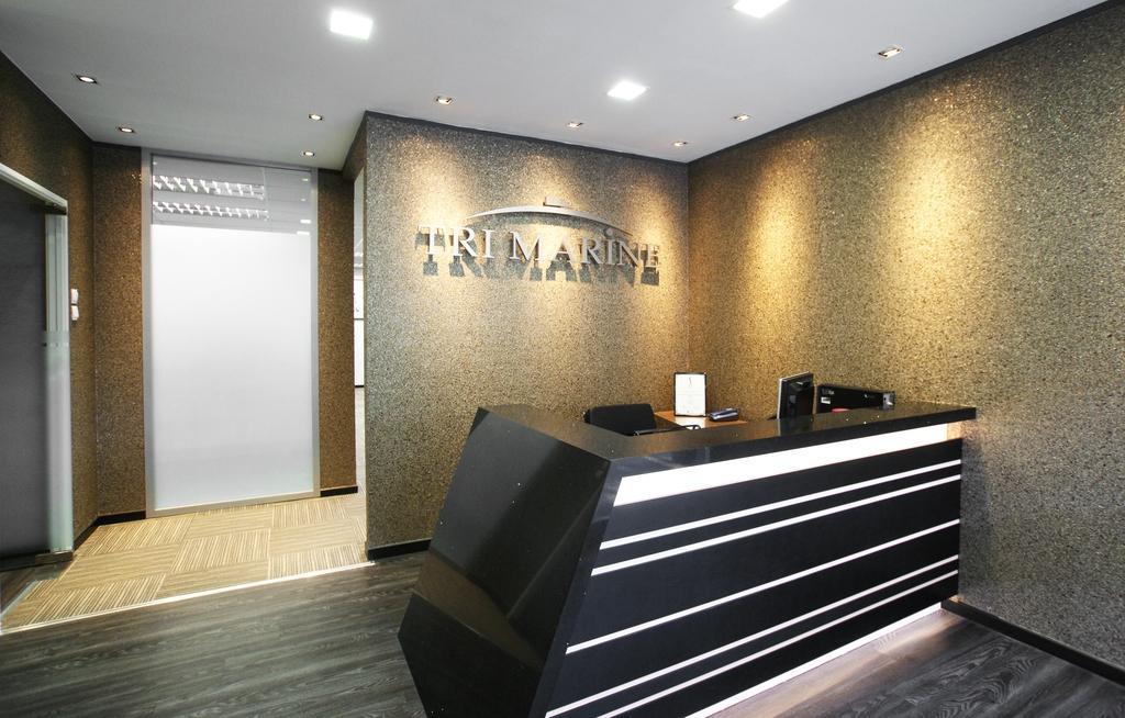 Tri Marine, Commercial, Interior Designer, Metamorph Design, Modern, Spotlight, Conference Room, Indoors, Meeting Room, Room, Lighting