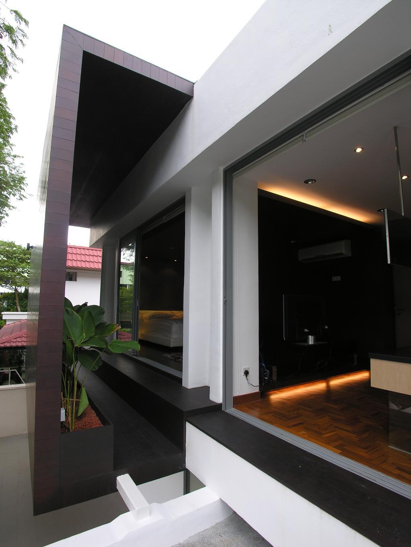 Modern, Landed, 1A Stevens Drive, Architect, Lim Ai Tiong (LATO) Architects