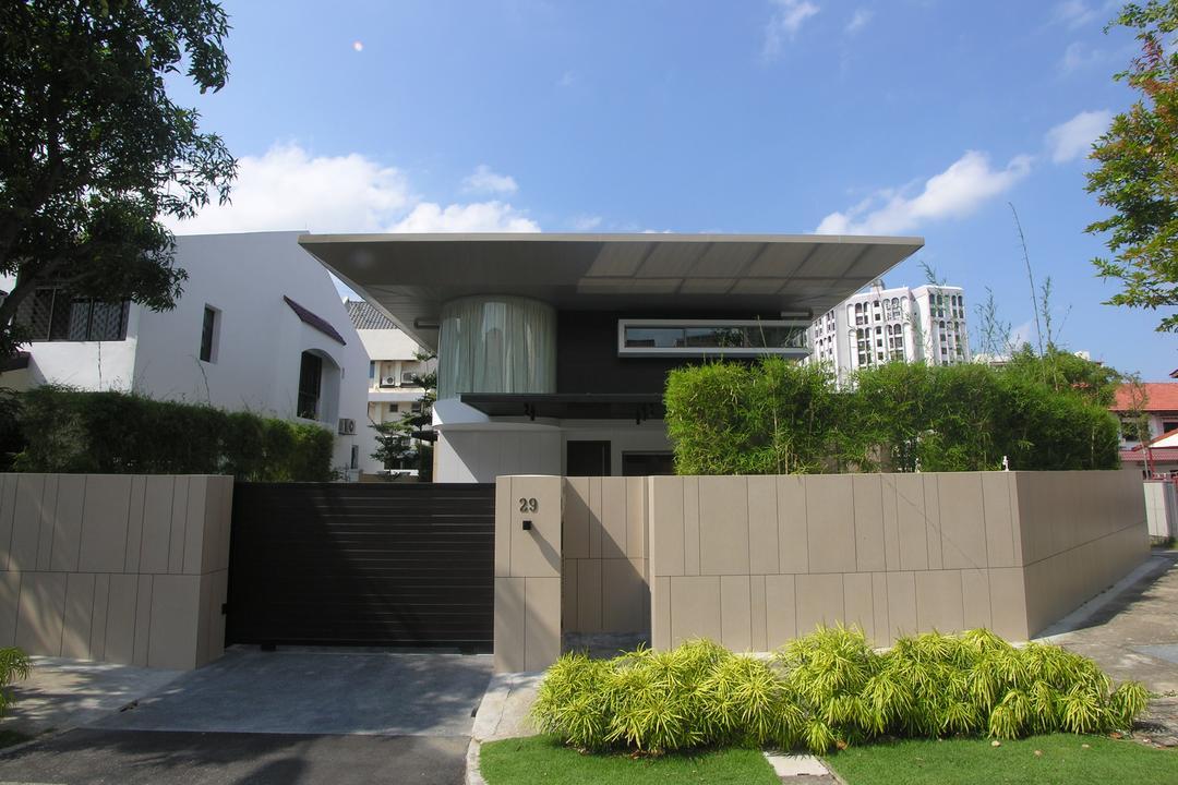 29 Jalan Teliti, Lim Ai Tiong (LATO) Architects, Contemporary, Landed, Building, House, Housing, Villa, Office Building