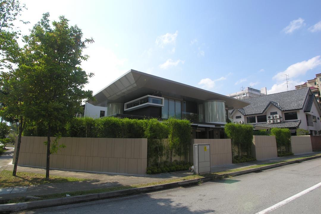 29 Jalan Teliti, Lim Ai Tiong (LATO) Architects, Contemporary, Landed, Path, Pavement, Sidewalk, Walkway