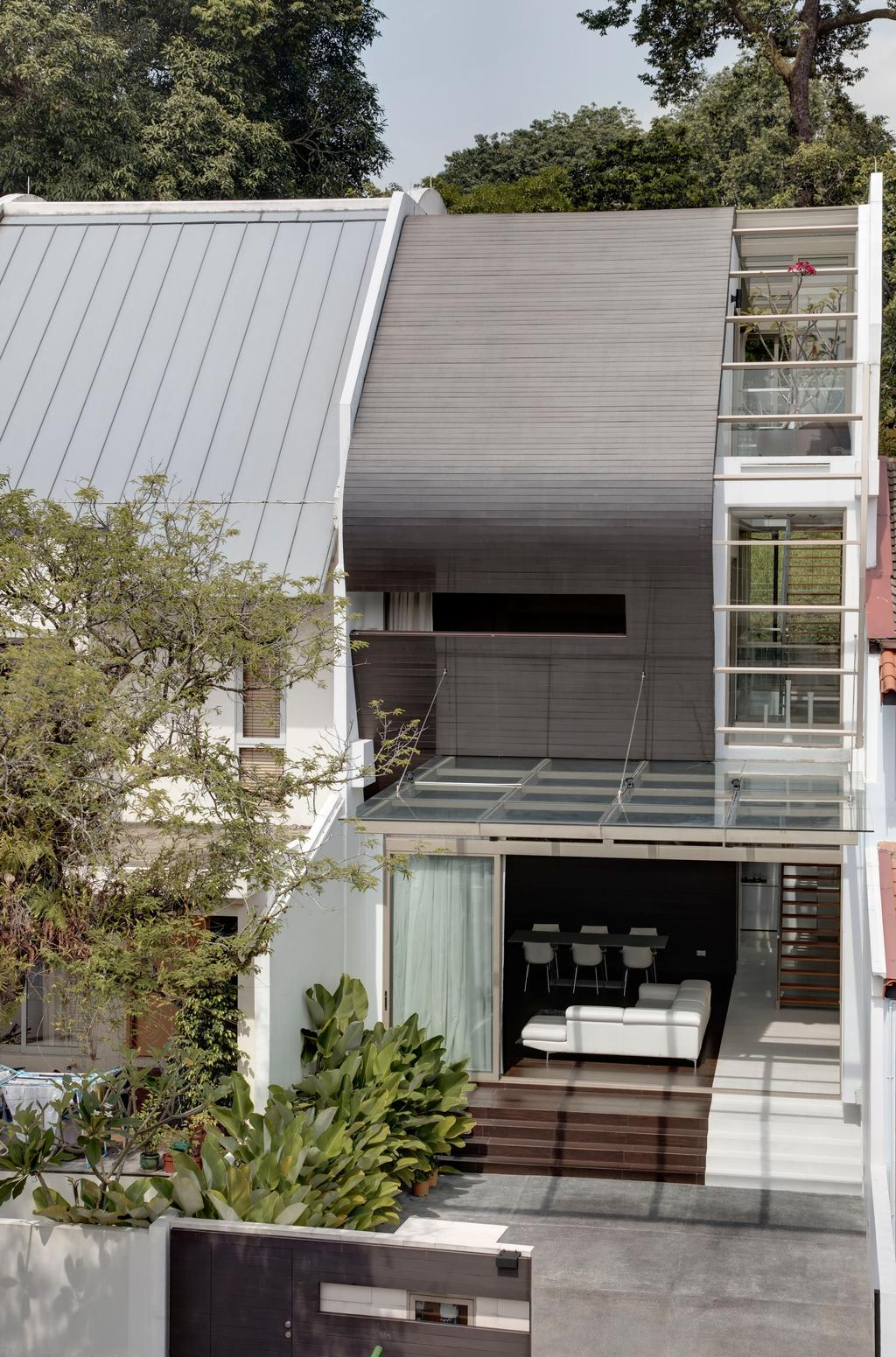 Contemporary, Landed, 115 Ming Teck Park, Architect, Lim Ai Tiong (LATO) Architects, Den, Dog House, Kennel