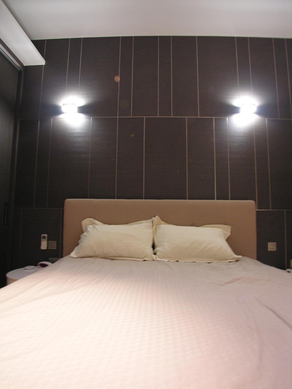 Modern, Condo, Bedroom, Leedon Residence, Architect, Lim Ai Tiong (LATO) Architects, Bed, Furniture