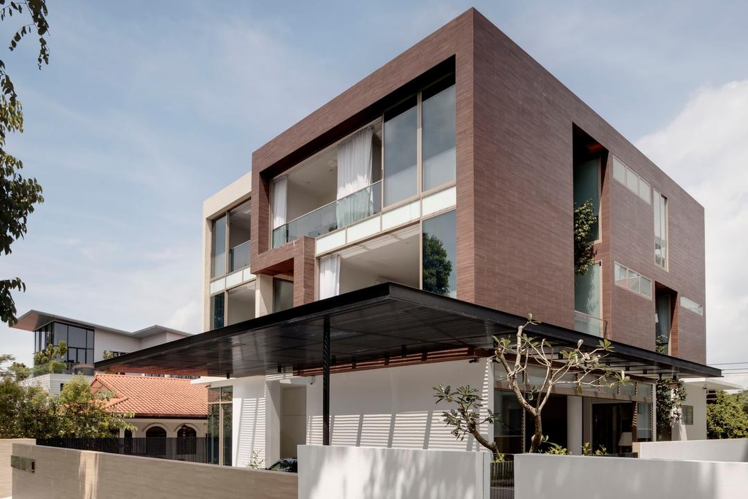 21 Jalan Mariam, Lim Ai Tiong (LATO) Architects, Modern, Landed, Apartment Building, Building, City, High Rise, Town, Urban