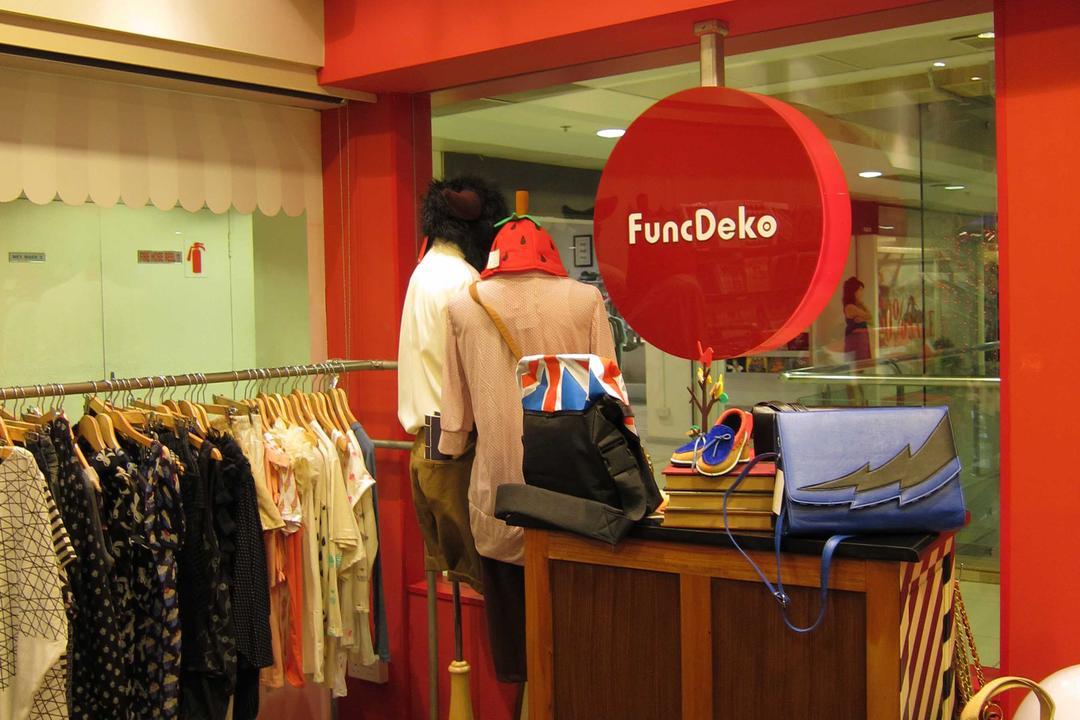 Func Deko, The Design Practice, Modern, Commercial, Fur