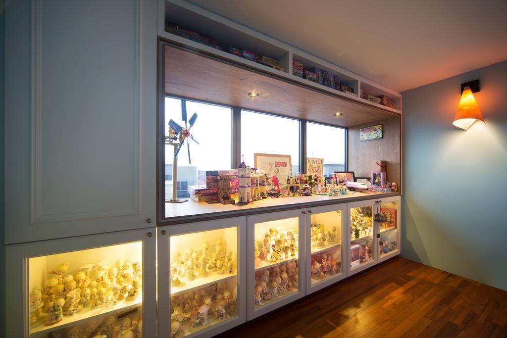 Vintage, HDB, Blossom Residences, Interior Designer, The Scientist, Food, Popcorn, Snack
