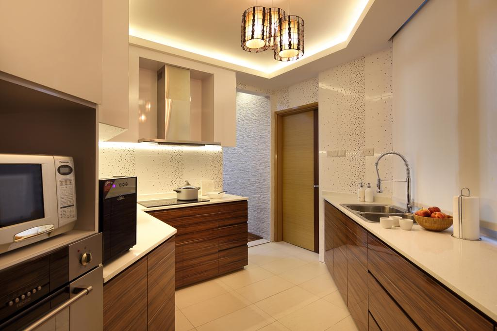 Contemporary, Condo, Kitchen, Parc Oasis, Interior Designer, Urban Design House