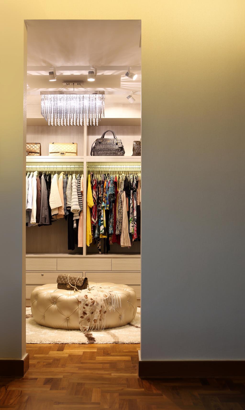 Contemporary, Condo, Bedroom, Parc Oasis, Interior Designer, Urban Design House