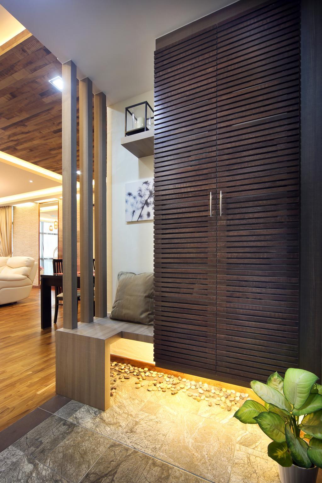 Contemporary, Condo, Living Room, Parc Oasis, Interior Designer, Urban Design House, Marble Floor, Wooden Wadrobe, Modern, Classy