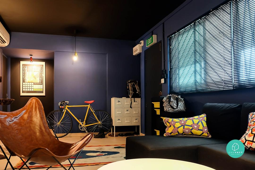 10 Homes That Speak To Your Dark (Coloured) Desires