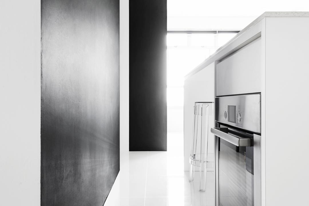 Edgefield Plains, Dan's Workshop, Modern, Scandinavian, Dining Room, HDB, Kitchen Oven