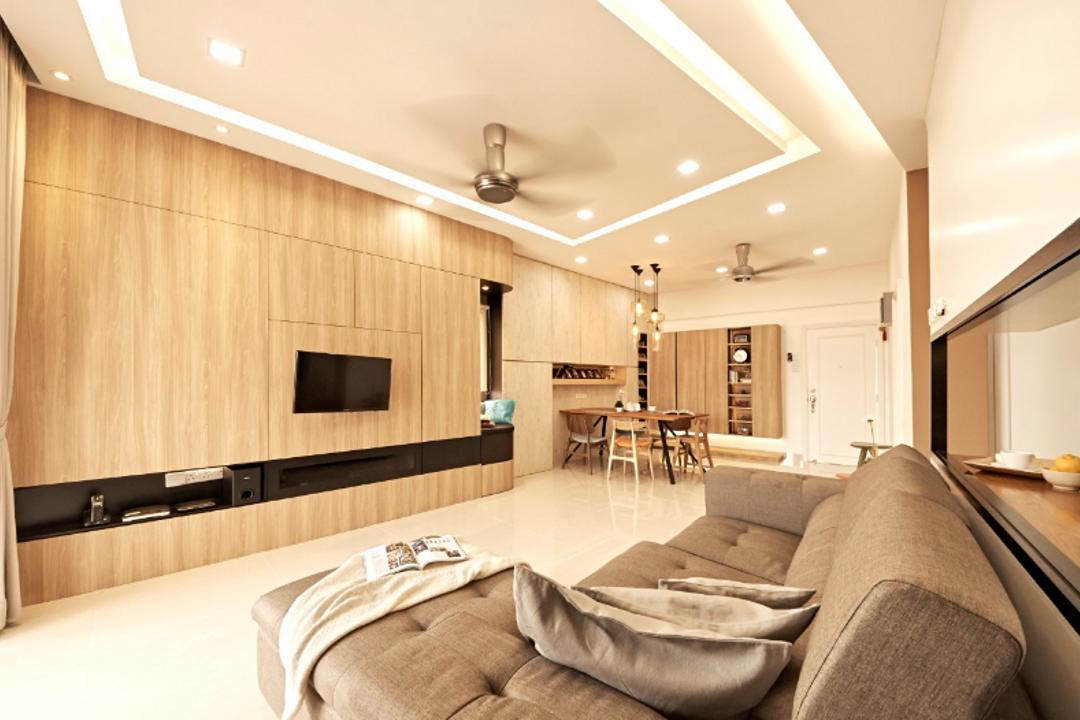 Pelangi Damansara, Damansara by GI Design Sdn Bhd
