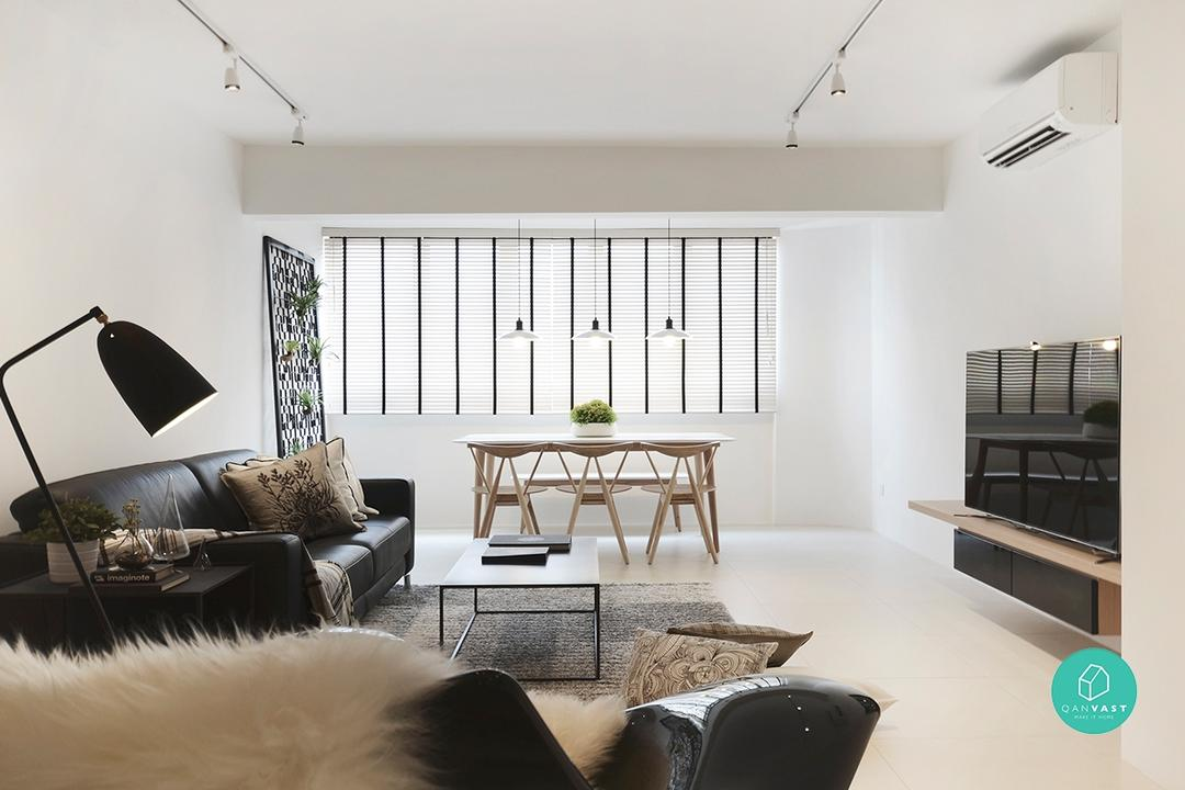 8 Modern Minimalist Homes Youu0027ll Fall In Love With!