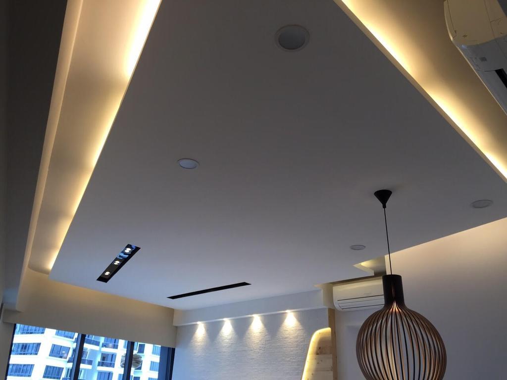 Modern, Condo, Leedon Heights, Interior Designer, Yujia Interior Design, Contemporary