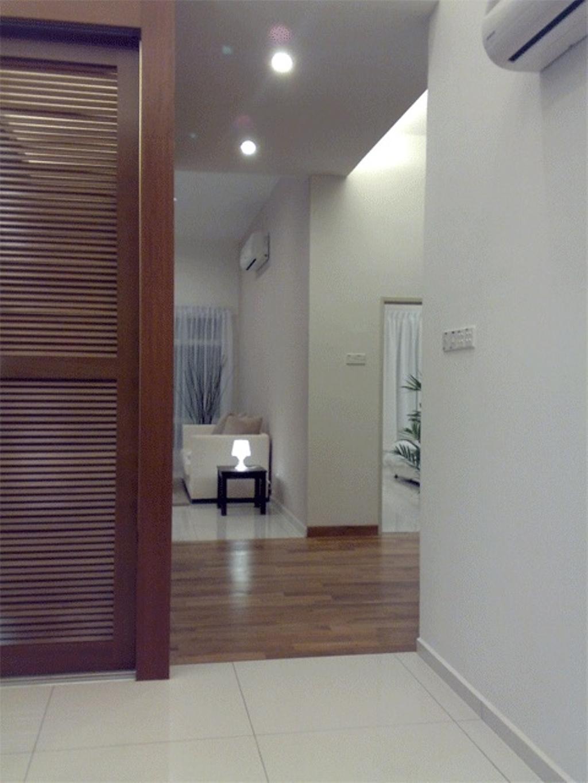Contemporary, Condo, Living Room, Angkasa Nuri Show Unit, Interior Designer, Arkitek U-Lin, Minimalistic
