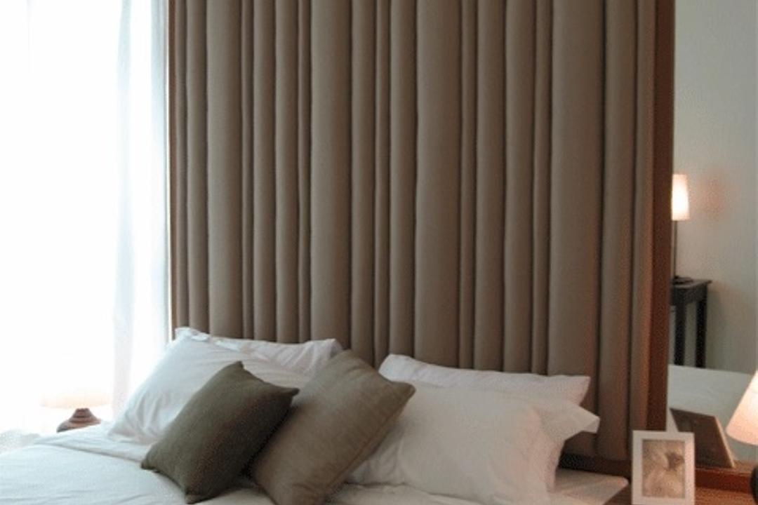 Angkasa Nuri Show Unit, Arkitek U-Lin, Contemporary, Minimalistic, Bedroom, Condo, Book