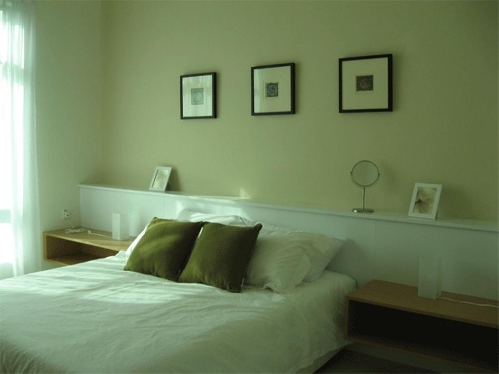 Contemporary, Condo, Bedroom, Angkasa Nuri Show Unit, Interior Designer, Arkitek U-Lin, Minimalistic, Electrical Device, Switch, Sink, Indoors, Interior Design, Room