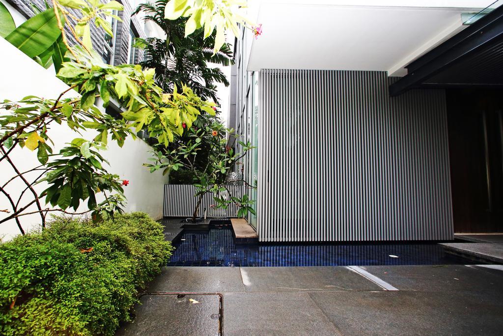 Modern, Landed, Garden, Lakeshore View - Sentosa, Interior Designer, Starry Homestead, Balcony
