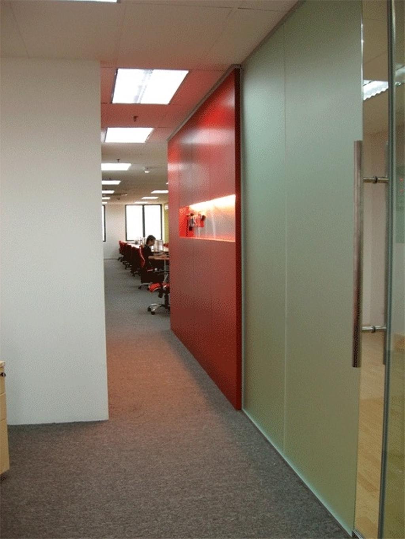 Inphosoft Office, Commercial, Interior Designer, Arkitek U-Lin, Contemporary, Corridor