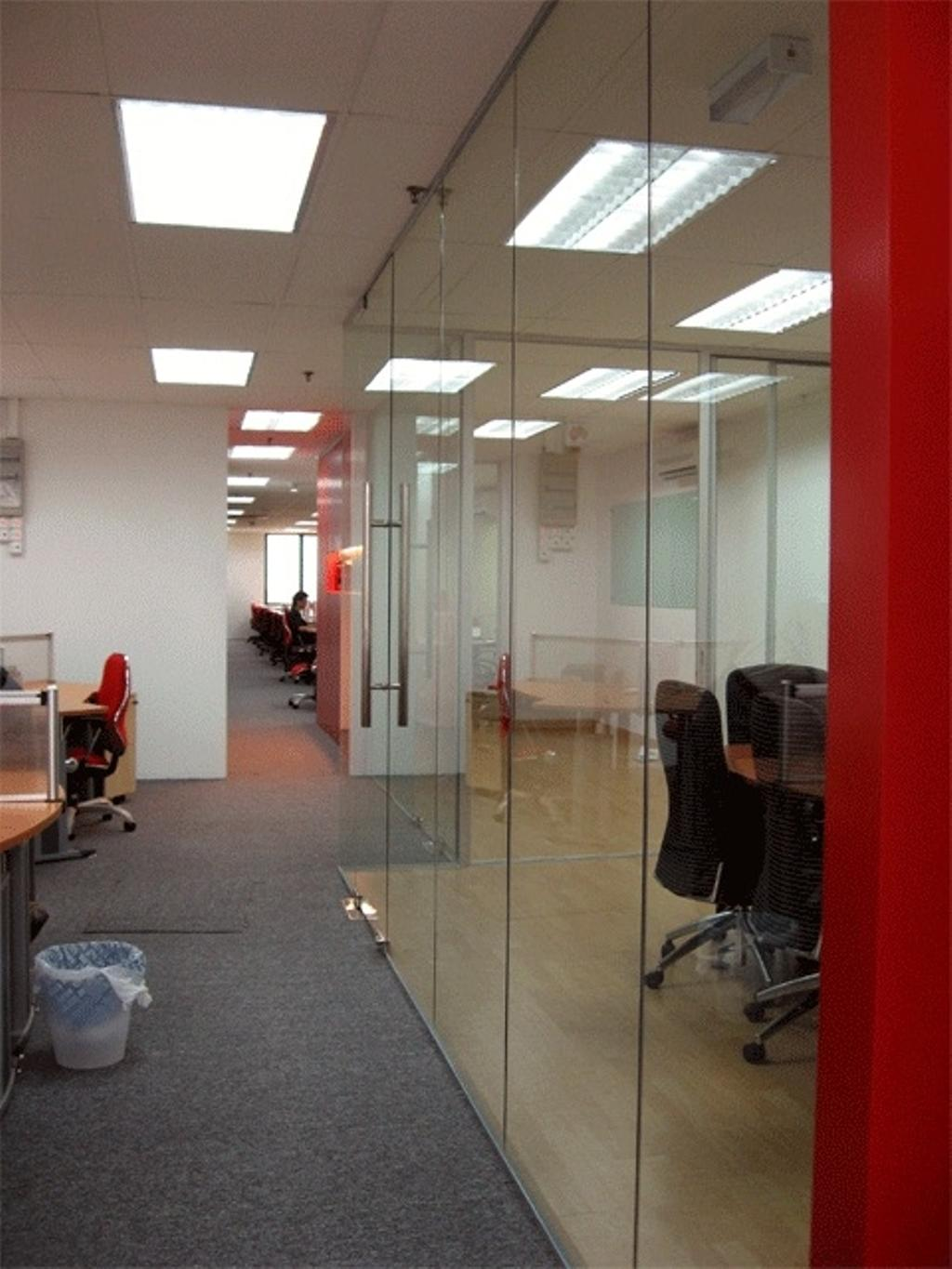Inphosoft Office, Commercial, Interior Designer, Arkitek U-Lin, Contemporary, Exercise, Fitness, Gym, Sport, Sports, Working Out