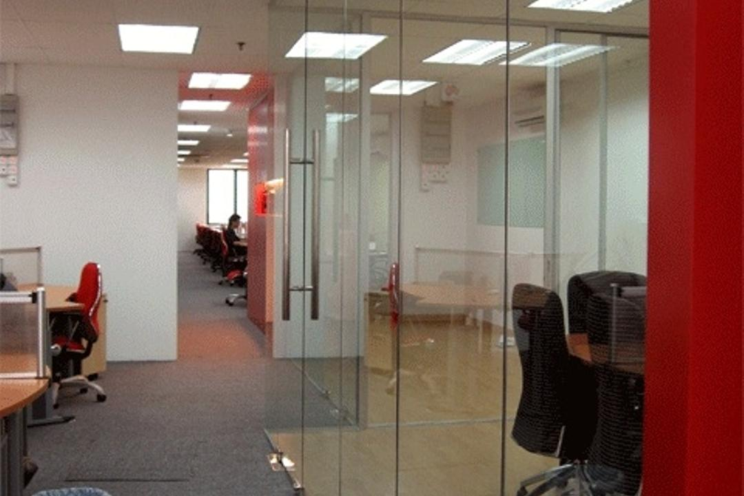 Inphosoft Office, Arkitek U-Lin, Contemporary, Commercial, Exercise, Fitness, Gym, Sport, Sports, Working Out