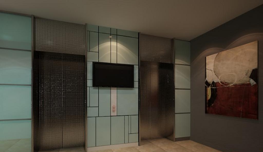Jaya One Mall, Commercial, Interior Designer, A Moxie Associates Sdn Bhd, Minimalistic