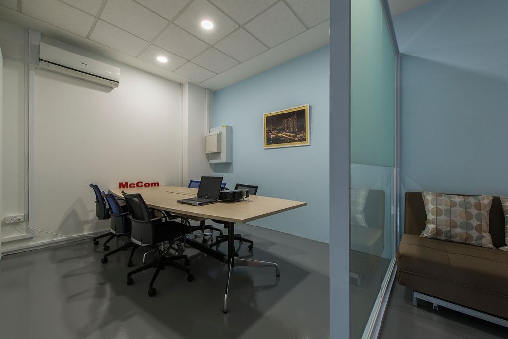 McCom Office, Commercial, Interior Designer, Ace's Design, Modern