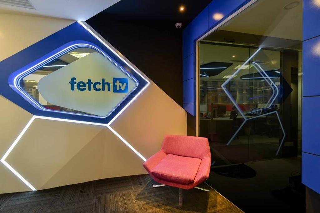 Media Innovations Services Sdn Bhd (Fetch TV), Commercial, Interior Designer, Dot Works, Modern, Contemporary, Chair, Furniture