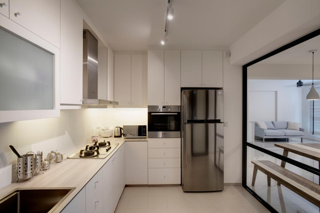 Kitchen Interior Design: Interior Design Singapore