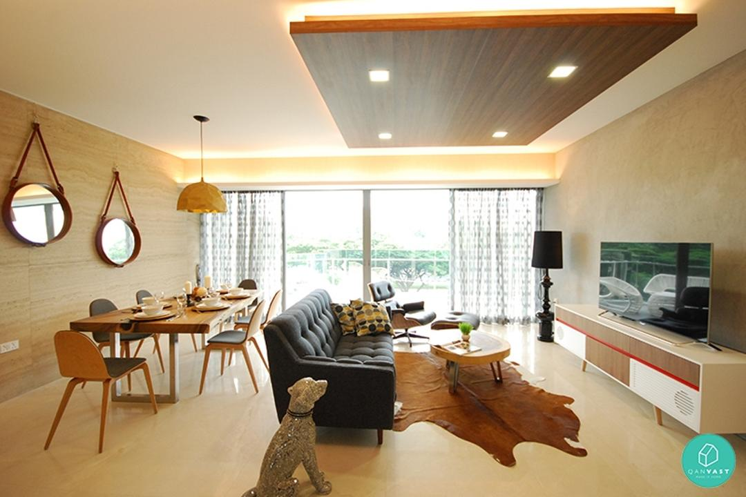 How To Increase Your Home Appeal Using Wood Accents