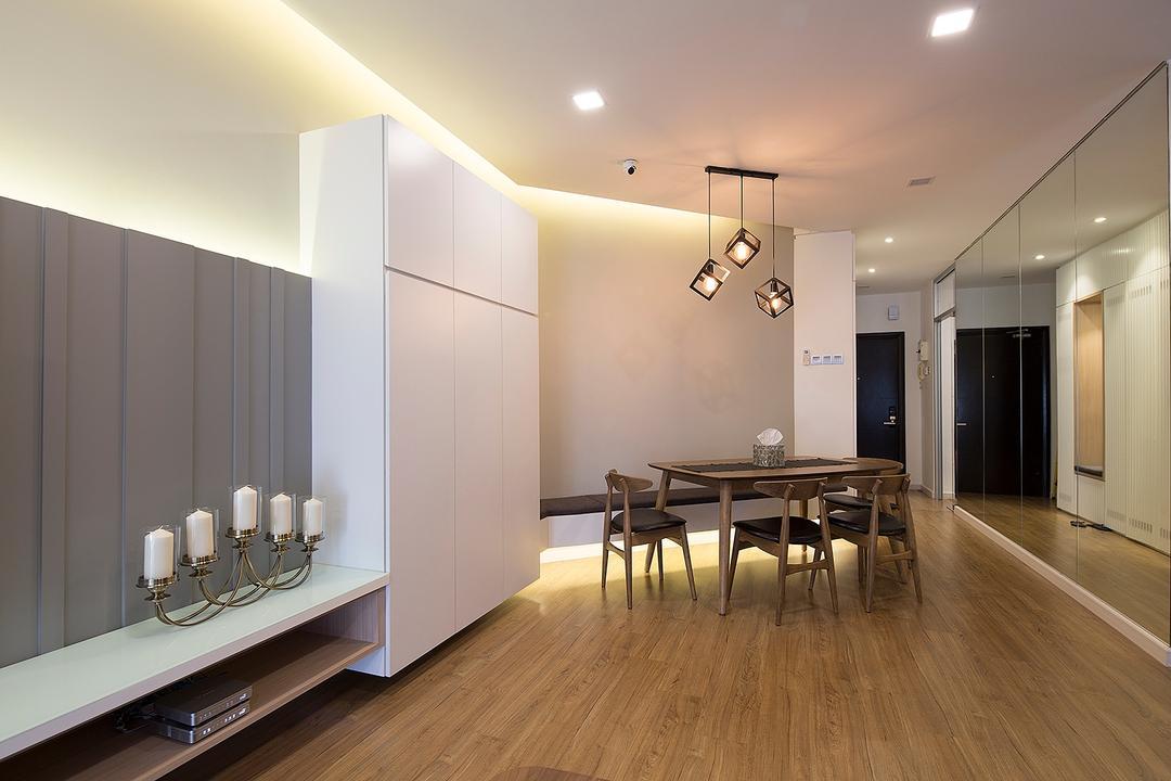 Waldorf Tower, Mont Kiara by Box Design Studio Sdn Bhd