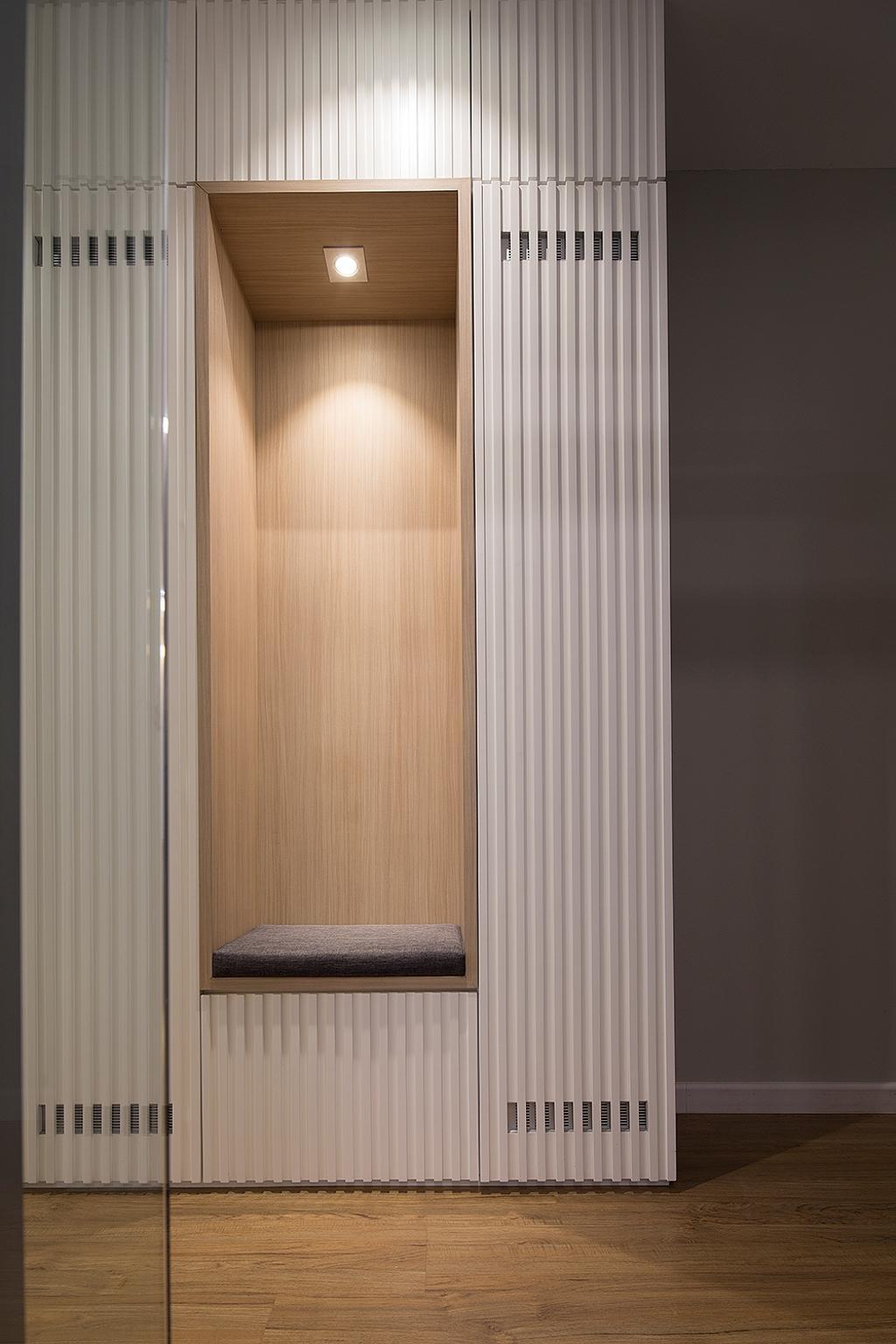 Modern, Condo, Bedroom, Waldorf Tower, Mont Kiara, Interior Designer, Box Design Studio Sdn Bhd, Eclectic, Vintage