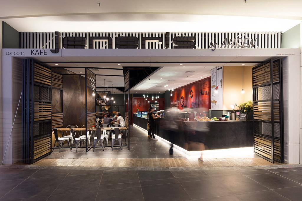 Jeneris, Nu Sentral, Commercial, Interior Designer, Box Design Studio Sdn Bhd, Modern, Contemporary