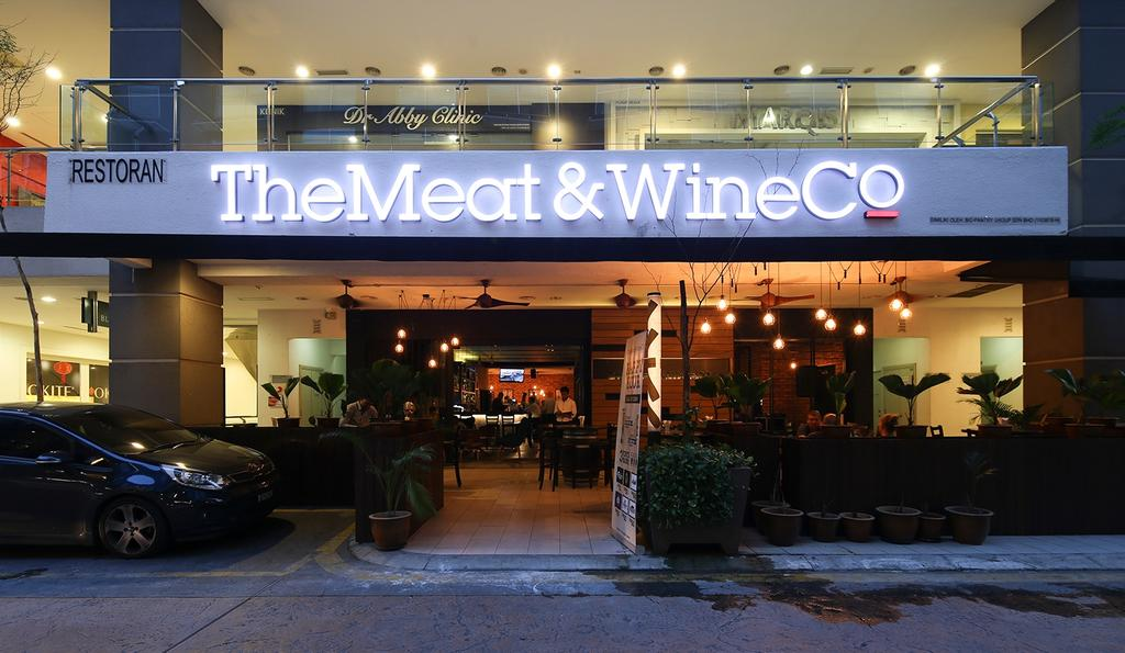 The Meat & Wine Co, Publika, Commercial, Interior Designer, Box Design Studio Sdn Bhd, Modern, Contemporary